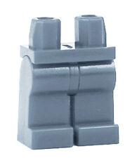 LEGO PLAIN SAND BLUE LEGS Assembly blank hips pants Minifig Minifigure Figure