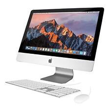 """Apple iMac 21.5"""" 256GB SSD 16GB RAM Intel Core i7 3.1GHz ME087LL/A"""