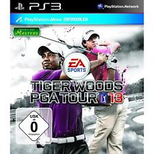 PS3 Game Tiger Woods Pga Tour 13 2013 Golf (Move Possible) New