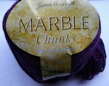 3x James C Brett Marble Chunky 200g BRAND (shade Mc02) UK Post