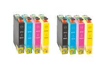 8 cartuchos de impresora XXL Eps Stylus d120 sx105 sx110 sx115 sx200 T0711 hq