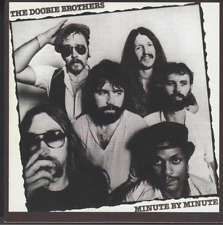 rare pop 80 70 CD sleeve  DOOBIE BROTHERS minute by minute WHAT A FOOL BELIEVES
