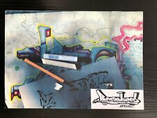 BACKJUMPS MAGAZINE SPECIAL A5 BERLIN TRAINS GRAFFITI WRITING OVERKILL SUBWAY RUN
