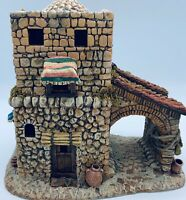 "Department 56 ""Gatekeeper's Dwelling"" Little Town Of Bethlehem #56.59797 w Light"