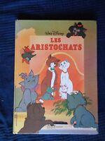 Bd Libro Las Aristogatos De Walt Disney Ediciones Hachette Vintage