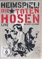Die Toten Hosen / Heimspiel: Die Toten Hosen Live in Düsseldorf (DVD,NEU!OVP)