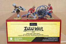 BRITAINS ANGLO ZULU WAR 20085 BRITISH 24TH & ZULU FIGHT AT THE WATERCART MIB