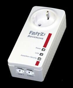 AVM FRITZ Powerline 1220E 1200Mbit/s Gigabit LAN Powerlan dlan Fritz!