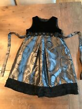 Isabella & Chloe Holiday Dress Christmas New Year's Child Girl size 8 New w Tags