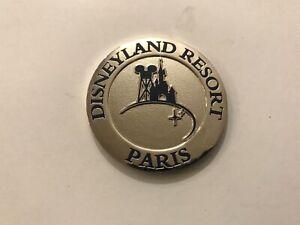 DISNEYLAND RESORT PARIS SECURITY OPERATIONS CHALLENGE  COIN