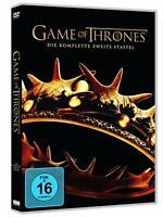 Game of Thrones - Die komplette 2 Staffel [5 DVD's/NEU/OVP] nach George R.R.Mart