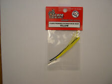 Gofer Racing Yellow Prewired Distributor 124 And 125 Scale Model Car Part