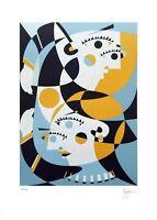 Grafica d'autore firmata a mano Stefano Fiore (no litografie Chagall, Picasso)
