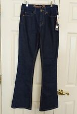 NWT SEVEN 7 Jeans Sz 6  (27  X 33.25) Boot Silhouette Slimming System - NEW