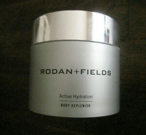 Rodan + Fields Active Hydration Body Replenish 200 mL Full Size Brand New Sealed