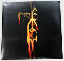 EMPEROR Live Inferno 2x LP vinyl ORIG 2009 Back On Black SEALED