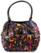 Borsa A Mano Piero Guidi Media Donna Nero Magic Circus Soft Bag Shopper Woman Bl