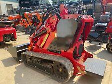 2021 Iron Rhino Ir 680 Mini Skid Steer Track Loader Dingo Vermeer Ditch Witch