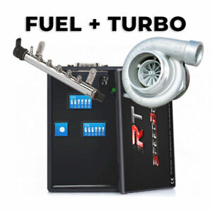 FUEL+TURBO Centralina Aggiuntiva VW PASSAT 1.6 TDI 105 CV Chip Tuning