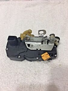 08 to 14 Cadillac CTS REAR RIGHT Door Lock Actuator - LIFETIME WARRANTY