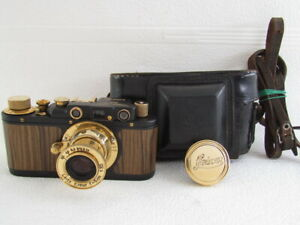 Leica-II(D) LUFTWAFFE WWII Vintage Russian 35MM Camera EXCELLENT