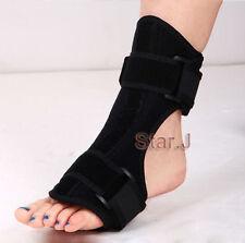 Foot Drop Orthosis Brace Aluminum Splint Plantar Fasciitis Ankle Achilles Brace
