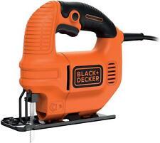 Black & Decker-KS501-GB - compact 400w jigsaw avec 1 bois lame de coupe