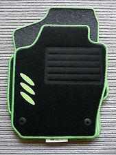 $$$ Lengenfelder Fußmatten für Seat Ibiza 6J 6P 5/2008-8/2012 + CARBON Ellipsen