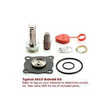 NEW ASCO 323593 Solenoid Valve Rebuild Kit for 8262 AC Series