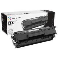 LD © 12A Q2612A for HP Comp Black Laser Toner Cartridge  LaserJet 1018 1020 1022