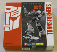 BRAND NEW MISB Transformers Masterpiece TRU Prowl MP-04 Factory SEALED Police
