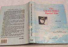 Wilbur Wright The Glenn Miller Burial File 1st Ed ** SIGNED COPY **