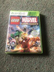 Lego Marvel Super Heroes - Xbox 360 Game