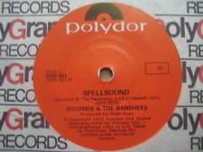 """SIOUXSIE & THE BANSHEES Spellbound RARE AUSSIE 7"""" SINGLE 1981 - 2059 361 - PUNK"""