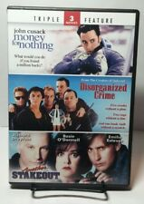 Money for Nothing/Disorganized Crime/Another Stakeout(DVD,2011,2-DiscSet)FreeS&H