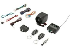 Crimestopper SP-102 Universal Car Security Alarm (Keyless Entry) +Two Remotes