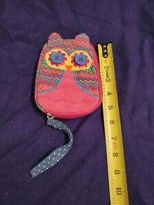 Stephen Joseph Owl Wallet Cute