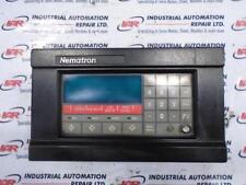 NEMATRON PLC WORK STATION IWS-120