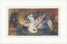 Dora und Minotaurus Kentauren Antike Kreta Mythologie Lust Pablo Picasso 074