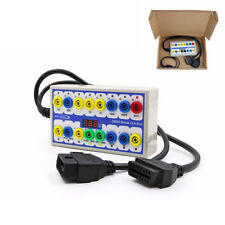 OBDII Protocol Detector Break Out Box Line Signal Test Car Fault Diagnosis Tool