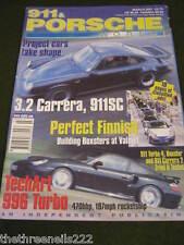 911 & PORSCHE WORLD - TechArt 996 TURBO - MARCH 2001