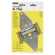 NEW STANLEY 730730 GARAGE DOOR SECTIONAL HINGE #1 GALVANIZED 6459945