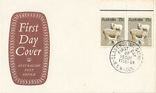 Stamp 1969 Sheep Farming 25c issue Emblem brown solid short Fdc unaddressed