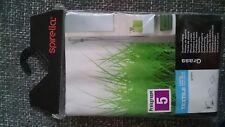 Spirella GRASS GRAS GRÜN GREEN Wess Textil Duschvorhang 180x200 showercurtain