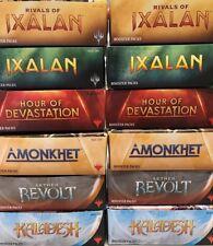 Magic Booster Box Mixed Standard Repacks: Kaladesh - Rivals Free Shipping