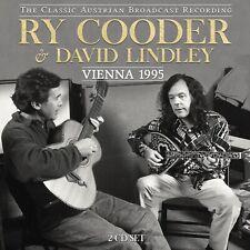 RY COODER & DAVID LINDLEY New Sealed 2020 LIVE 1995 VIENNA CONCERT 2 CD SET