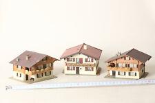 Kibri Spur H0   3 Wohnhäuser / Berghäuser   (168007)