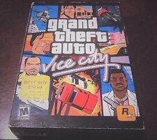 Grand Theft Auto: Vice City [PC, 2003] Retail Long Box - JEWEL CASE STILL SEALED