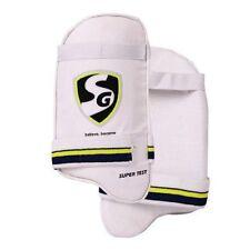 Sg Super Test Rh Inner Thigh Pad, Men's ( white colour )
