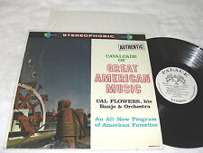 "Cal Flowers ""Cavalcade of Great American Music"" 1960's Country LP, VG+, Stereo"